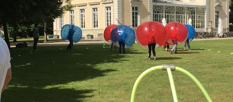 Organisez un team building au Campus !